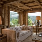 LOCATIONS DE CHARME - chalet neuf - 6 chambres - MEGEVE JAILLET - REF R296A
